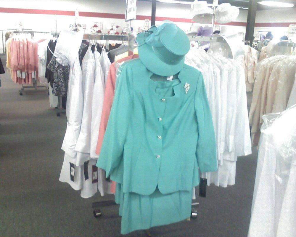 Church Suits (4/5)