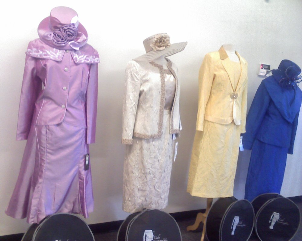 Church Suits (1/5)